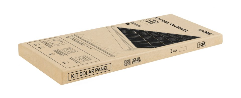 Kit Solar Panel CBE